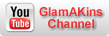 Watch the GlamAKins Channel on YouTube